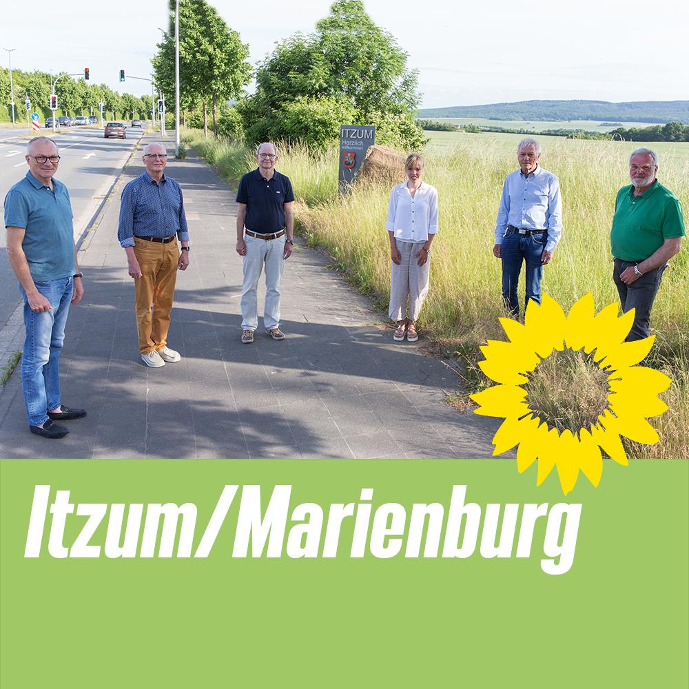 Kandidierende Itzum/Marienburg