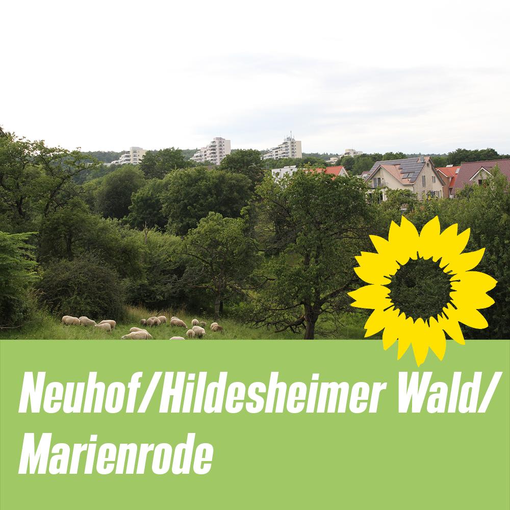 Kandidierende Neuhof/Hildesheimer Wald/Marienrode